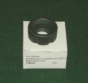 Syic 04508 l Er25 Clamping Nut