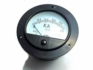 Us Stock Dc 0 1000a Analog Amp Current Pointer Needle Panel Meter Ammeter Shunt