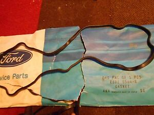 Nos 1983 1984 Ford Ranger 2 2l Diesel Engine Valve Cover Gasket E3tz 6584 B New