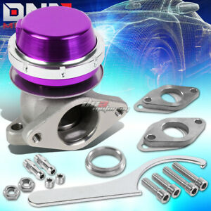 Universal External 38mm Turbo V band 3 9 Wastegate Bypass Exhaust spring Purple