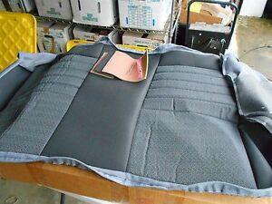 New 2003 2004 Ford Mustang Rear Seat Cushion Bottom Upholstery 3r3z6363804ebb