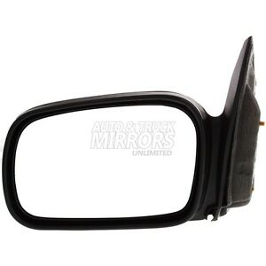 06 11 Honda Civic Driver Side Mirror Replacement Coupe Manual