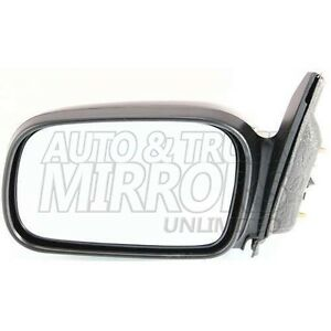 06 11 Honda Civic Driver Side Mirror Replacement Coupe Power