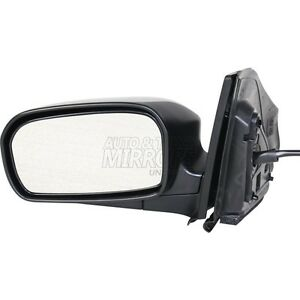 02 05 Honda Civic Driver Side Mirror Replacement
