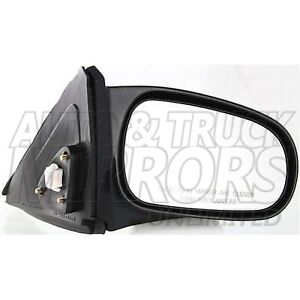 96 00 Honda Civic Passenger Side Mirror Replacement Coupe Or Hatchback