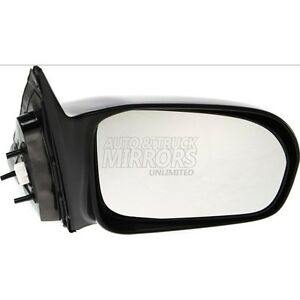 01 05 Honda Civic Passenger Side Mirror Replacement Fits Sedan