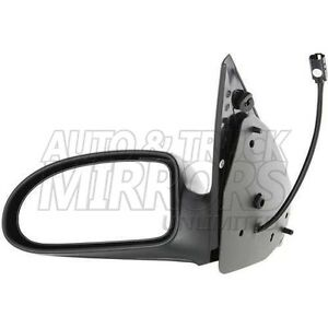 00 07 Ford Focus Driver Side Mirror Replacement