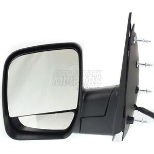 02 07 Ford Econoline Van Driver Side Mirror Replacement