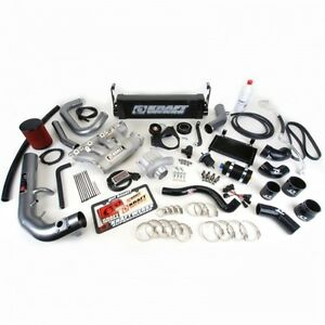 Kraftwerks Supercharger Kit Tune Map For 06 11 Honda Civic Si 8th Gen 380whp Si