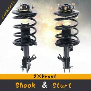Complete Strut Assembly Front Right Left Shocks Fits 2002 2006 Nissan Altima New