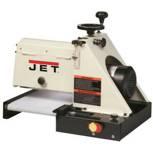 Jet 10 In 1700 Rpm 10 20 Plus Direct drive Bench Top Drum Sander 628900 New