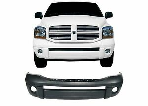 Replacement Front Bumper Cover For 2006 2008 Dodge Ram New Free Shipping Usa