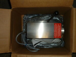 New Edlund Electric Can Opener Model 270 Eco Heavy Duty Stainless 115v