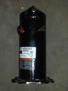 New Emerson Copeland Zp61k5e pfv 130 Scroll Compressor 208 230v 1ph 60hz R410a