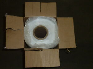 Two Rolls Of 150 26 X 24 X 50 Plastic Bags Perforated On Roll New In Box