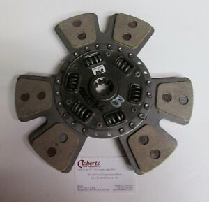 Farmall International And Case Tractor Rebuilt Clutch Plate 70093