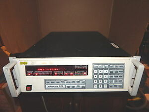 Wavetek 859 50mhz Programmable Pulse Generator