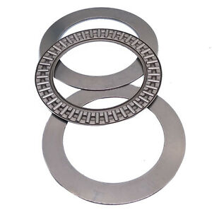 Us Stock 2pc Axk6085 Thrust Needle Roller Bearing With Two Washers 60 X 85 X 3mm