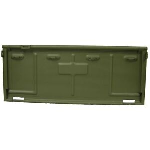 Omix ada 12005 02 Tailgate For 50 52 Willys M38