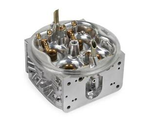 Holley 134 302sa Carburetor Main Body Hp Upgrade Aluminum 850