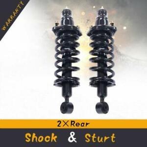 For 2003 2011 Honda Element Rear Set Of 2 Quick Complete Shocks