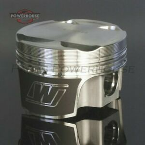 Wiseco Low Compression Forged Pistons B18 B18a1 B18c1 81mm
