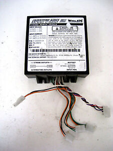 Whelen Cs450 Competition Series Strobe Power Supply 12 8vdc 01 0669426 04