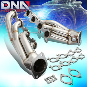 For 11 14 Mustang Gt Boss 302 V8 Stainless Performance Header Exhaust Manifold