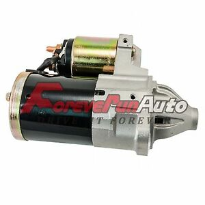 New Starter For Chrysler Sebring Dodge Stratus Mitsubishi Eclipse Galant 3 0l