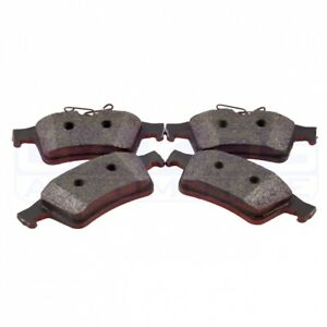 Carbotech Rear Brake Pads Ax6 For 13 17 Focus St 16 Focus Rs I Ct1095 Ax6