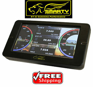 Smarty S2g Programmer Touch Screen For 99 12 Dodge Ram 5 9l 6 7l Cummins Diesel