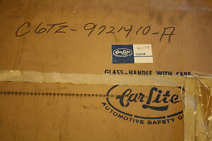 1966 Ford Truck Nos Glass C6tz 9721410 a F100 150 250 Bronco