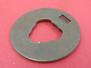 Nos 1937 39 Ford 60hp Transmission Front Cluster Gear Thrust Washer 74 7119