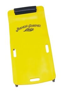 Lisle 93102 Yellow Low Profile Plastic Creeper