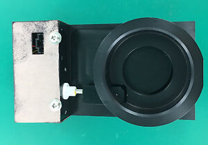 Olympus Motorized Reflected Light Illuminator Shutter Assembly Ix71 ix2 sha