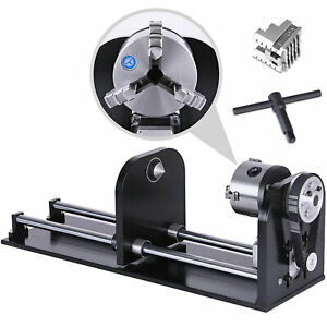 New Irregular Laser Cylinder Rotary Rotary Axis For 50w 100w Engraver Cutter