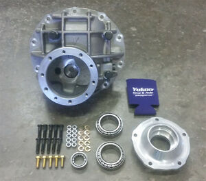 9 Ford Yukon Aluminun Center Section Case Third Member 3 06 Package