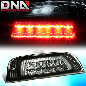 For 2002 2007 Jeep Liberty Led Third 3rd Tail Brake Light Rear Reverse Lamp Red