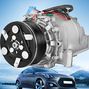 Ac Compressor For Honda Civic 1 8l 2006 2011 Co 4918ac 38810rnaa02