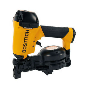 Bostitch Rn461 15 Degree 1 3 4 In Coil Roofing Nailer W Aluminum Housing New