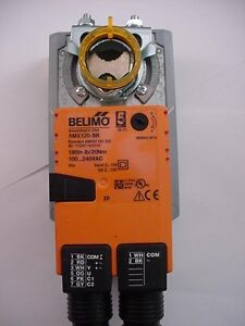 Belimo Amx120 sr Actuator Ships On The Same Day Of The Purchase