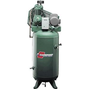 Hr5d 12 Cadrsa38 5 Hp Acac Champion Air Compressor Advantage Series