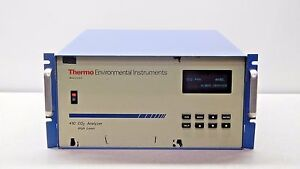Rx 3139 Thermo Environmental Instruments 41c Co2 Analyzer High Level 115 V