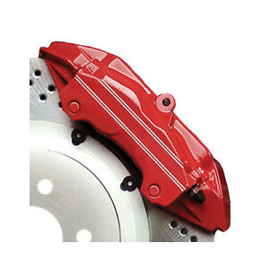 Red G2 Brake Caliper Paint 2 part Epoxy Kit High Heat