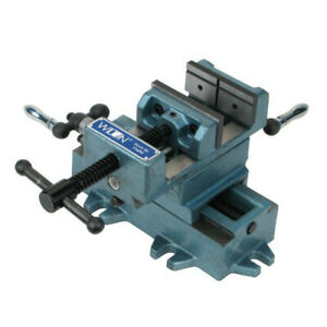 Wilton Cross Slide Drill Press Vise W 8 In Jaw Opening Wmh11698 New