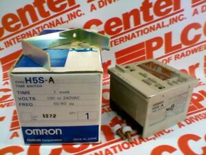 Omron H5s wa2 surplus New In Factory Packaging
