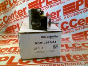 Intelligent Motion Systems Mdm1csz14a4 n used Cleaned Tested 2 Year Warranty