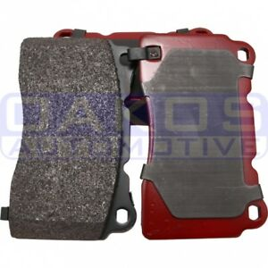 Carbotech Front Brake Pads For 2004 2017 Sti Part Ct1001 Xp8
