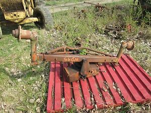 Allis Chalmers Wd Wd45 Parts Front Wide Front Axle And Steering Box