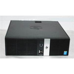 Hp Point Of Sale System Rp5800 Dt 1 X Pentium G850 4 500 Gb F3n60us aba